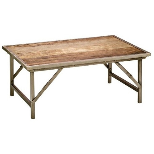 Excellent New Campaign Coffee Tables Pertaining To Jamie Young Co Campaign Coffee Table Candelabra Inc (Image 16 of 50)