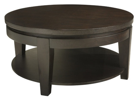 Excellent New Circular Coffee Tables With Storage With Regard To Circle Coffee Table With Storage Jerichomafjarproject (Image 17 of 50)