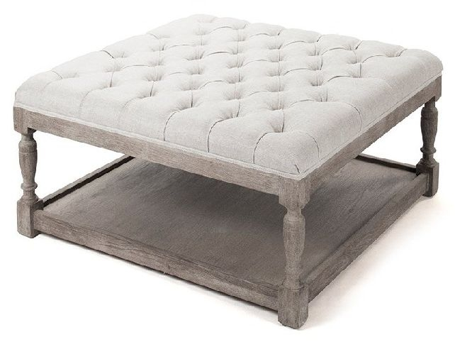 Excellent New Fabric Coffee Tables Throughout Fabric Coffee Table (View 10 of 50)