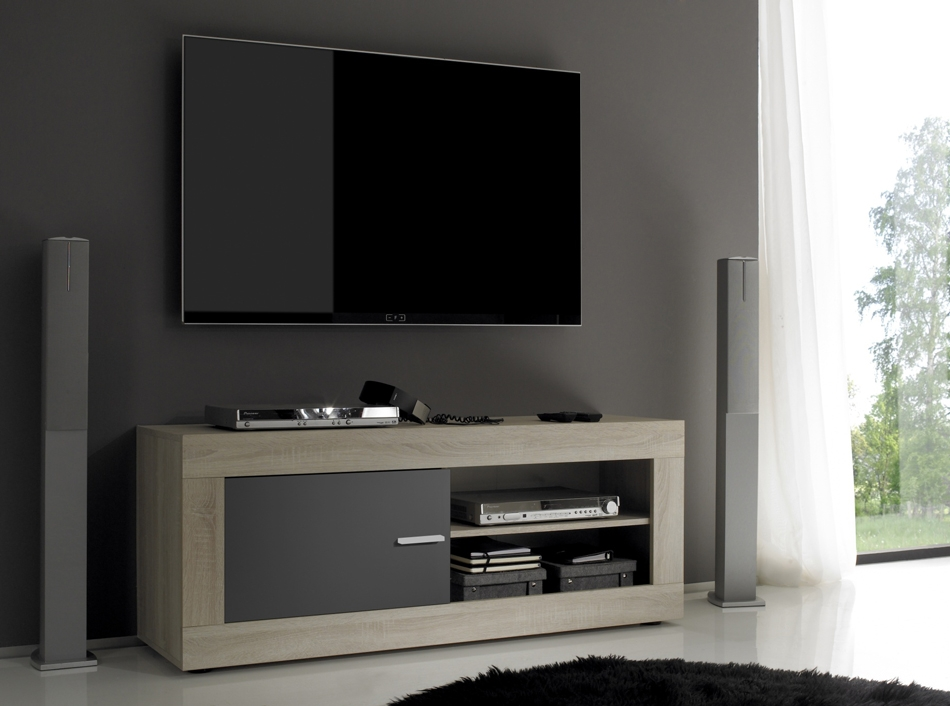 Excellent New Glass Front TV Stands For Glass Front Vitrine Rustica Lc Mobili (Image 17 of 50)