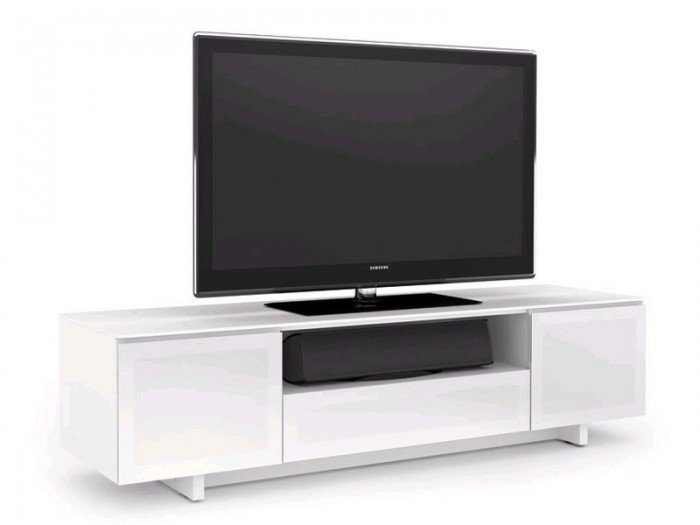 Excellent New Glossy White TV Stands Regarding White Gloss Corner Tv Unit Cool Seattle C White Gloss Fronts (Image 13 of 50)