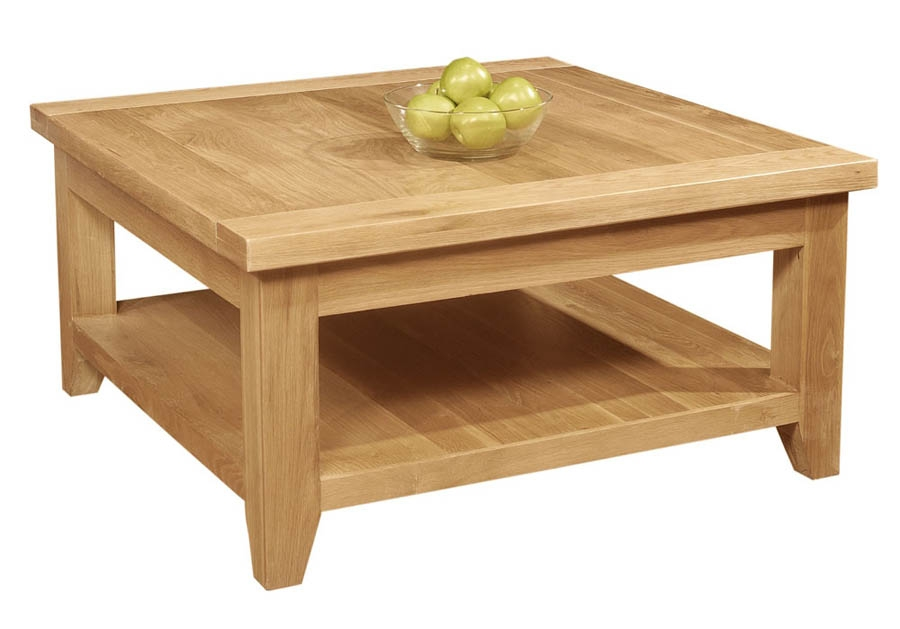 Featured Image of Oak Coffee Tables With Shelf