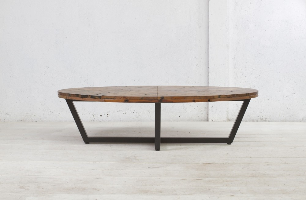 Excellent New Oval Wooden Coffee Tables In Oval Coffee Table (Image 12 of 50)