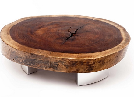 Excellent New Reclaimed Wood Coffee Tables Regarding Wood Round Coffee Table Parquet Reclaimed Wood Round Coffee (View 50 of 50)