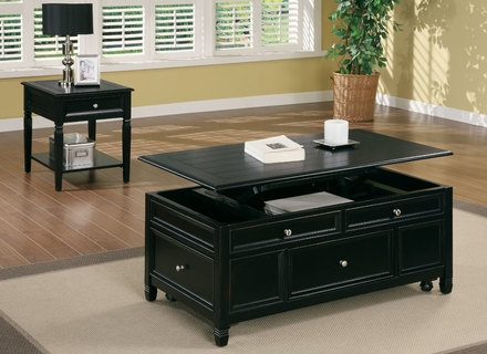 Excellent New Small Coffee Tables With Drawer Pertaining To Black Storage Trunk Coffee Table Jericho Mafjar Project (Image 18 of 50)