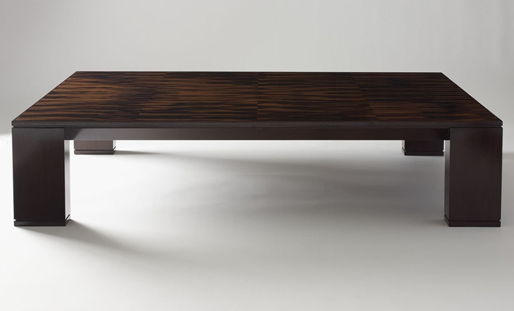 Excellent New Square Dark Wood Coffee Table Regarding Square Dark Wood Coffee Table Square Wooden Coffee Tables Dark (Image 11 of 40)