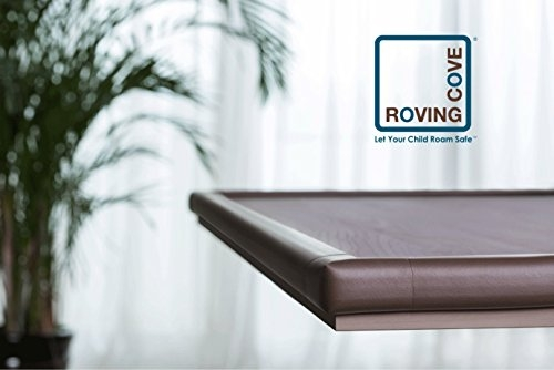 Excellent Popular Baby Proof Coffee Tables Corners For Amazon Roving Cove 4 Piece Safe Corner Cushion Pre Taped (Image 10 of 40)