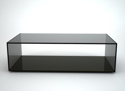 Excellent Popular Black Glass Coffee Tables  Regarding Black Glass Coffee Table Jericho Mafjar Project (Image 21 of 50)