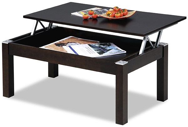 Excellent Popular Coffee Table With Raised Top Intended For Lift Top Coffee Table Target (Image 17 of 50)