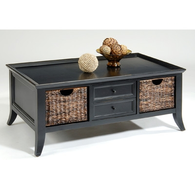 Excellent Popular Coffee Tables With Baskets Underneath Pertaining To Coffee Tables With Storage Baskets (Image 8 of 40)