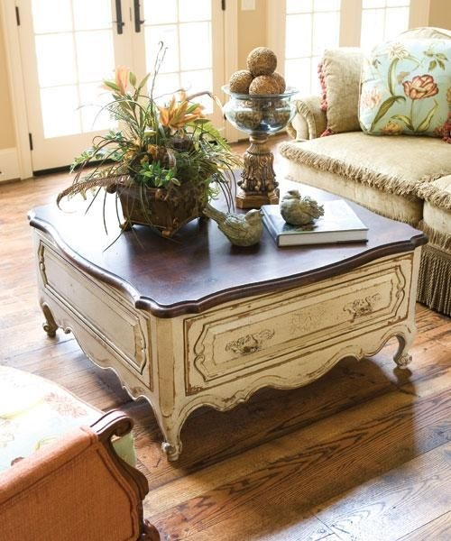 Excellent Popular Country Coffee Tables In Best 25 French Country Coffee Table Ideas Only On Pinterest (View 15 of 50)
