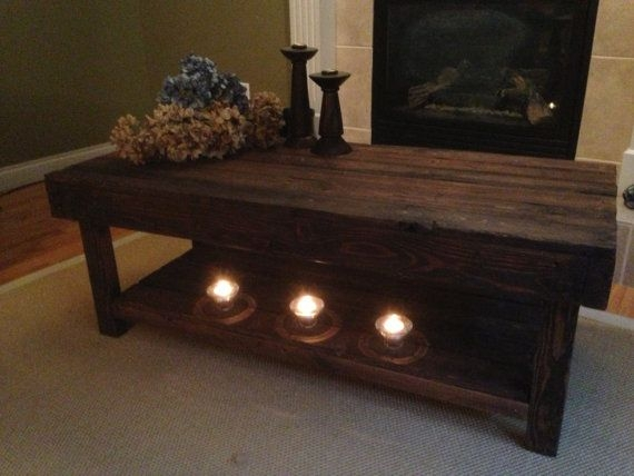 Excellent Popular Dark Wooden Coffee Tables Throughout Wood Coffee Table My Coffee Tables (Image 15 of 50)
