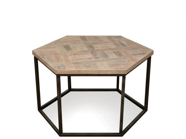 Excellent Popular Elena Coffee Tables In Fascinating Hexagonal Coffee Table 31 Elena Hexagonal Coffee Table (Image 16 of 40)