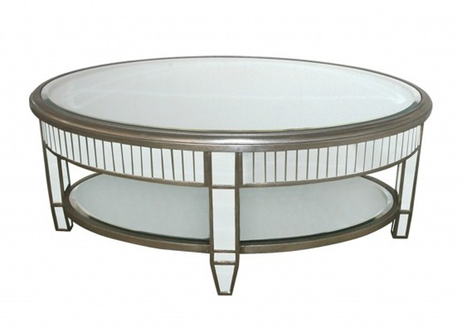 Featured Image of Round Mirrored Coffee Tables