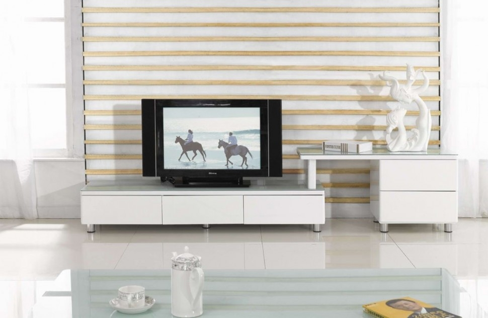 Excellent Popular Small TV Cabinets With Regard To Living Room Stunning Small Tv Room Design Ideas With White (Image 17 of 50)