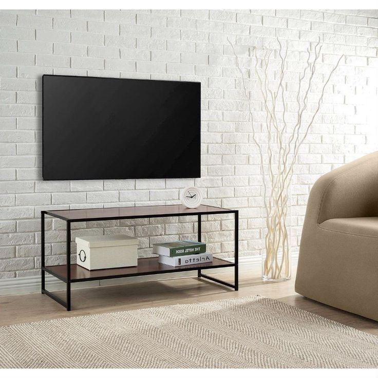 Excellent Popular TV Stands 40 Inches Wide For Tv Stands Contemporary Glass Tv Stand For 40 Inch Tv Design Ideas (Image 21 of 50)