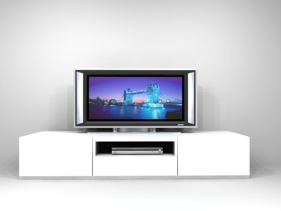 Excellent Popular TV Stands White For Living Room Tv Stands (View 19 of 50)