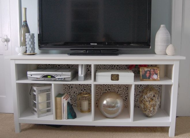 Excellent Popular TV Stands With Bookcases Intended For Best 25 Ikea Hack Tv Stand Ideas On Pinterest Console Ikea (Image 13 of 50)