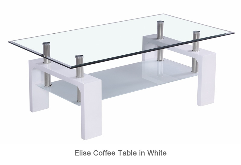 Excellent Popular White And Glass Coffee Tables In Coffee Table Full Glass Coffee Table Wonderful Brown Walnut (Image 14 of 40)