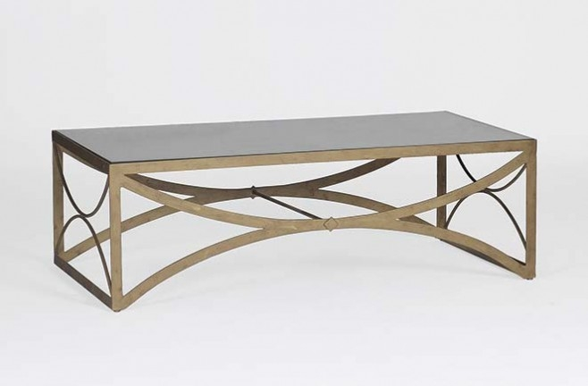Excellent Preferred Antique Mirrored Coffee Tables Inside Bernard Antique Mirror Coffee Table Gab (View 18 of 40)