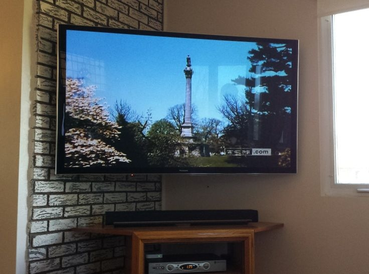 Excellent Preferred Corner TV Stands With Bracket In Tv Stands Best Design Glass Corner Tv Stand With Mount Looking (View 11 of 50)