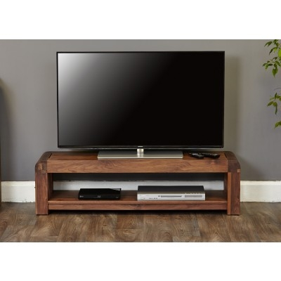 Excellent Preferred Dark Wood TV Cabinets Pertaining To Walnut Tv Unit Dark Wood Tv Stands Furniture Plus (Image 14 of 50)