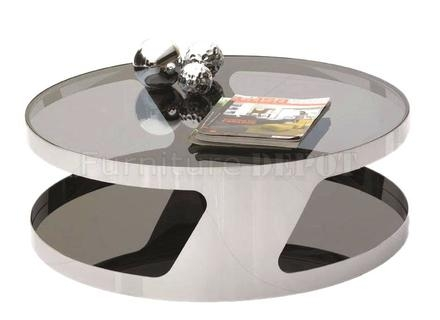Excellent Preferred Glass Circular Coffee Tables Pertaining To Glass Circle Coffee Table Jerichomafjarproject (Image 16 of 50)
