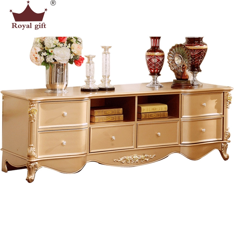 Excellent Preferred Gold TV Stands With Online Buy Wholesale French Tv Stand From China French Tv Stand (View 24 of 50)