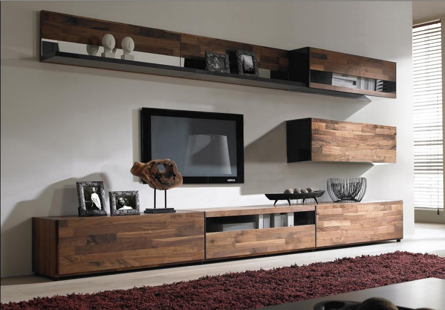Excellent Preferred Red Modern TV Stands Throughout Tv Stands Glamorous Space Saving Tv Stand 2017 Design Space (Image 10 of 50)