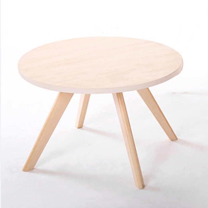 Excellent Preferred Round Beech Coffee Tables Within Aliexpress Buy Round Wooden Coffee Table Dia60 Cm Beech Wood (Image 18 of 50)