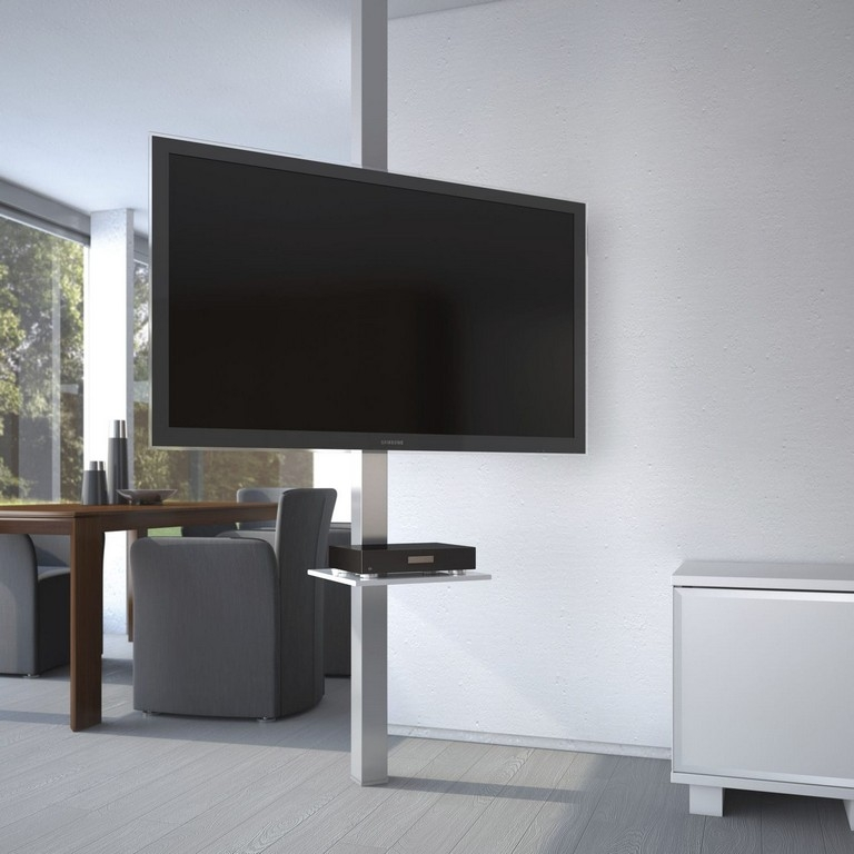 Excellent Preferred Slim TV Stands With Regard To Thin Tv Stands (Image 18 of 50)