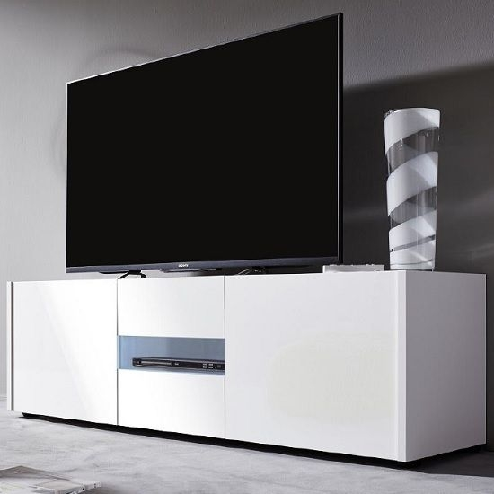 Excellent Preferred White Gloss Corner TV Stands In 249 Best Tv Stand Images On Pinterest Tv Stands Stand In And (Image 14 of 50)