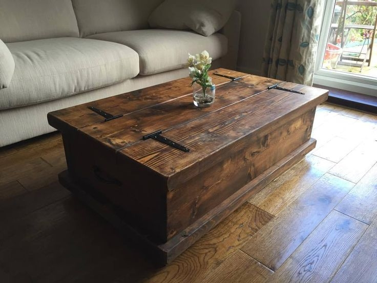 Excellent Premium Blanket Box Coffee Tables With Regard To 9 Best Blanket Box Coffee Tables Images On Pinterest Blanket Box (Image 16 of 50)