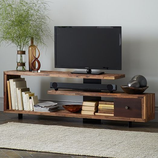 Excellent Premium Bookshelf And TV Stands With Best 25 Tv Shelf Ideas On Pinterest Floating Tv Stand Tv Wall (Image 10 of 50)