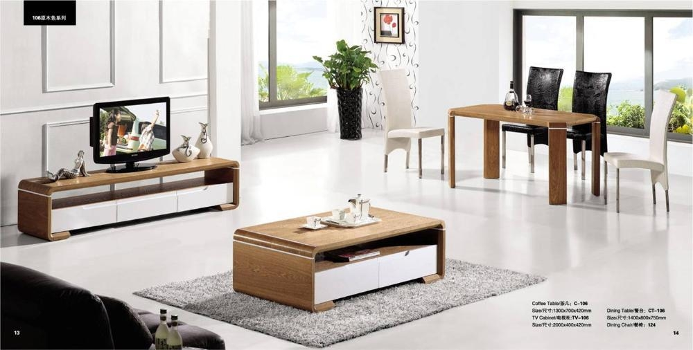 Excellent Premium Coffee Table And Tv Unit Sets With Coffee Table And Tv Stand Set Home Design Ideas (Image 13 of 50)