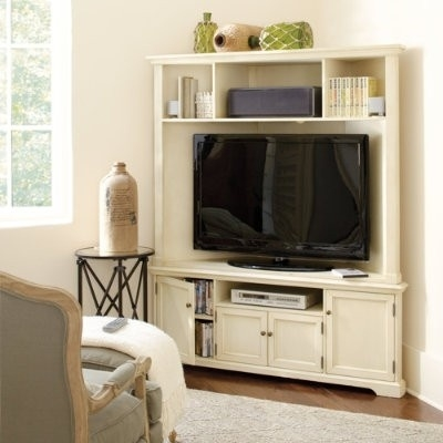 Excellent Premium Corner Unit TV Stands With Regard To 28 Best Tv In Corner Images On Pinterest Corner Tv Stands (Image 12 of 50)