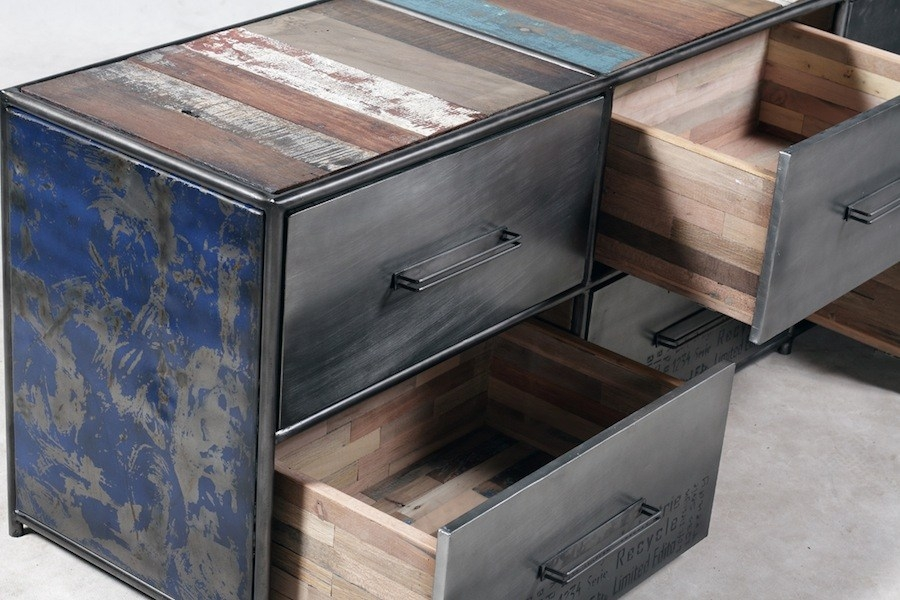 Excellent Premium Industrial Metal TV Stands With Regard To Industrial Metal Tv Stand Home Design Ideas (Image 17 of 50)