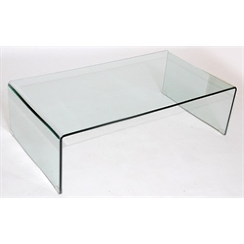 Excellent Premium Large Glass Coffee Tables With Bent Glass Furniture (Image 13 of 50)