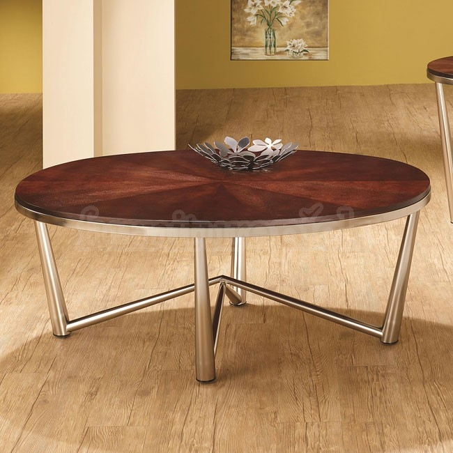 Excellent Premium Metal Round Coffee Tables Within Beautiful Round Coffee Table Metal Hammary Furniture Hammary (Image 16 of 50)