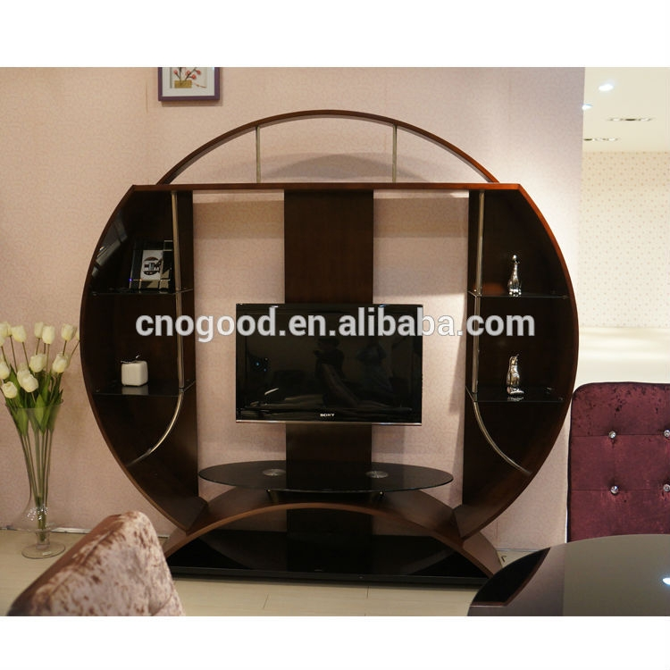 Featured Image of Round TV Stands