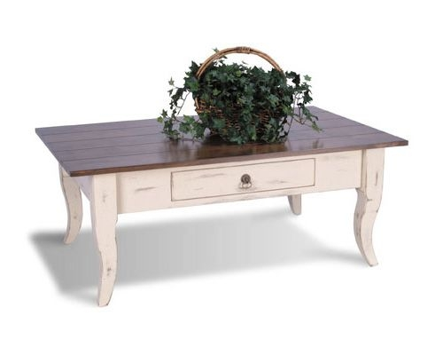 Featured Image of White Cottage Style Coffee Tables