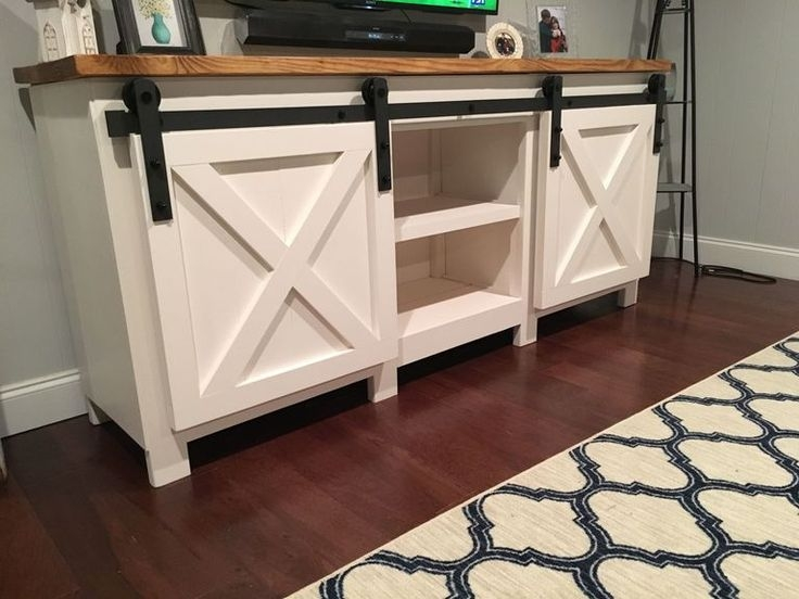 Excellent Series Of Bench TV Stands Throughout Best 25 Diy Tv Stand Ideas On Pinterest Restoring Furniture (Image 19 of 50)