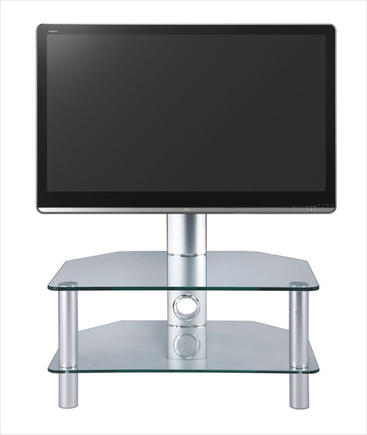 Excellent Series Of Cheap Cantilever TV Stands With Regard To 26 Best Clear Glass Tv Stands Images On Pinterest Clear Glass (View 25 of 50)