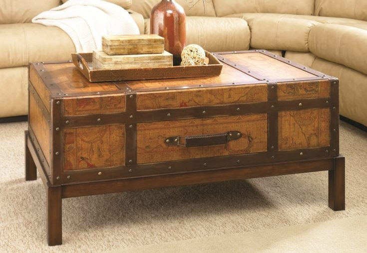 Excellent Series Of Dark Wood Chest Coffee Tables Within Dark Wood Coffee Table Chest Coffee Addicts Dark Wood Chest (Image 16 of 50)