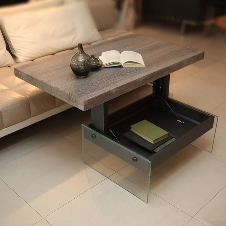 Excellent Series Of Pop Up Top Coffee Tables  With Regard To 15 Best Jimz Home Lift Top Coffee Tables Images On Pinterest (Image 15 of 50)