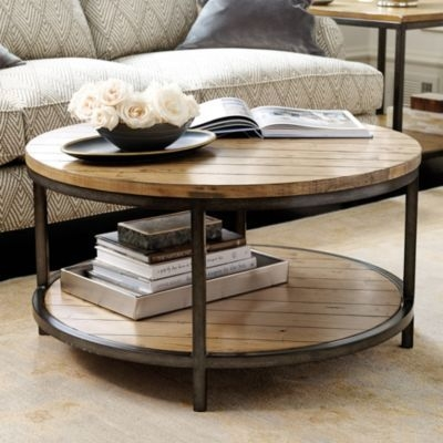 Excellent Series Of Small Circle Coffee Tables Throughout Wonderful Small Round Coffee Table Design (Image 18 of 50)