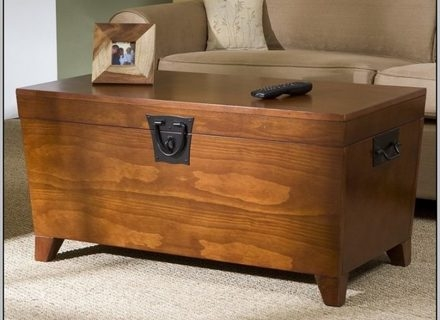 Excellent Series Of Trunk Coffee Tables Intended For Furniture Trunk End Tables Wood Trunk Coffee Table Wicker Trunks (Image 18 of 50)