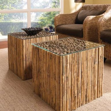 Excellent Top Gold Bamboo Coffee Tables In Best 10 Bamboo Table Ideas On Pinterest British Colonial Style (View 50 of 50)