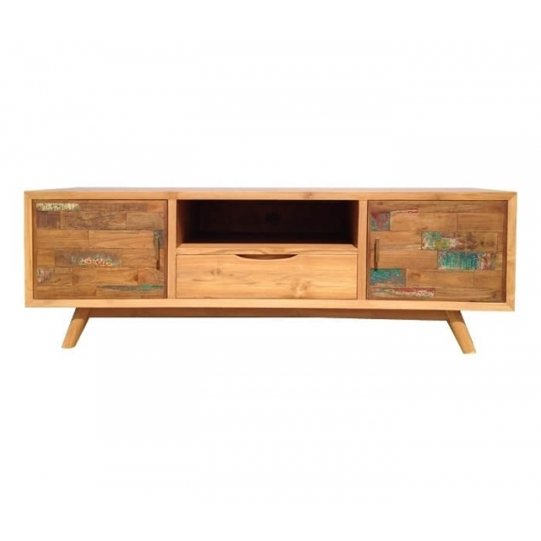 Excellent Top Scandinavian TV Stands Regarding Scandinavian Tv Stand Solid Wood (Image 15 of 50)