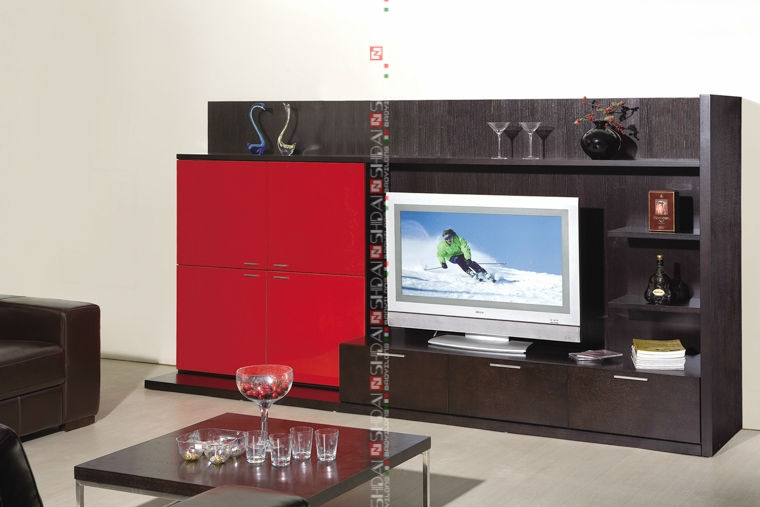 Excellent Top Wall Display Units & TV Cabinets Throughout Luxury Lcd Tv Display Units Tv Cabinets Wall Units Wall (View 7 of 50)